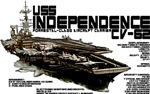 USS Independence CV-62 #3