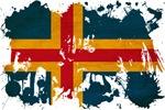 Aland Flag