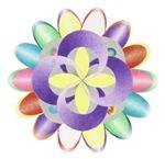 Chakra Rainbow Mandala