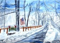 Winter Landscapes Paintings & Photographs