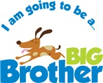 Dog going to be a Big Brother