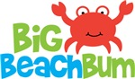 Boy Crab Big Beach Bum