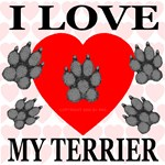 I Love My Terrier
