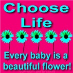 Choose Life Beautiful Babies Rouge