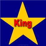 King Star Monogram