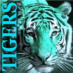 Tigers Exotic Jade Moonlight