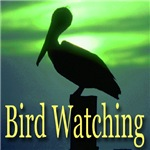 Bird Watching Green Auroa