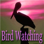 Bird Watching Erotic Cyan