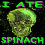 I Ate Spinach