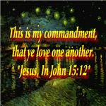 On Love Jesus Christ