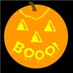 Booo! Jack-o-lantern
