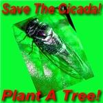 Save The Cicada Plant A Tree