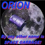 Shakespearean Space Garbage Blue Moon