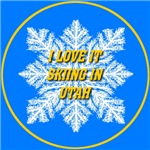 I Love It Skiing in Utah