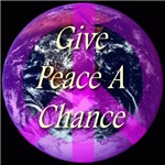Planet Earth Give Peace A Chance