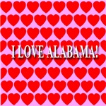 I Love Alabama!