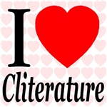 I Love Cliterature