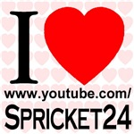 I Love Spricket24