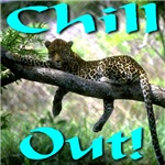 Chill Out Leopard