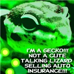 I'm A Gecko!