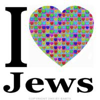 I (Heart) Jews
