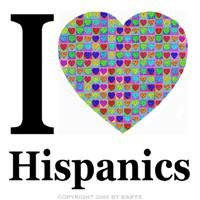 I (Heart) Hispanics