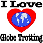 I Love Globe Trotting