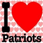 I Love Patriots