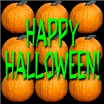 Happy Halloween 9 Great Pumpkins