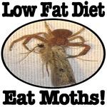 Low Fat Diet Eat Moths