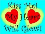 Kiss Me My Heart Will Glow!