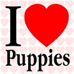 I Love Puppies