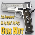 CCW Gun Nut 2nd Amendment