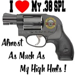 I Love My .38 SPL: For The Ladies