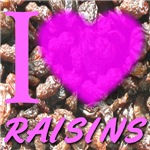 I (Heart) Raisins