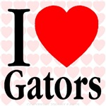 I Love Gators