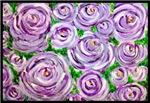 Sparkling Lavender Roses