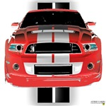 New Mustang GTR