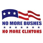 No Bushes No Clintons
