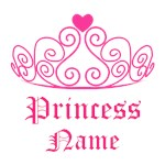 Customize Princess Name