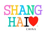 Shanghai China Iconic I Love Shanghai Paris of the