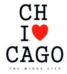 Chicago I Love Chicago The Windy City Classic RedB