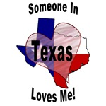 Someone in TEXAS loves me!