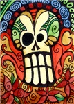 Day of the Dead Sugar Skull Design 1