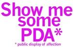 Show me PDA