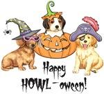 Halloween Dogs