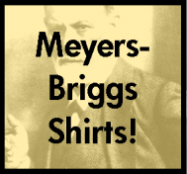 Myers-Briggs Shirts