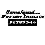GameSquad Forum Inmate