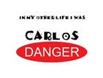 In My Other Life I Was Carlos Danger