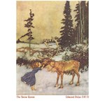 Dulac's Gerda & Reindeer